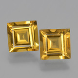 thumb image of 2.9ct Square Facet Yellow Golden Golden Beryl (ID: 436128)