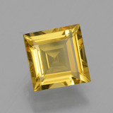 thumb image of 1.6ct Square Facet Yellow Golden Golden Beryl (ID: 436130)