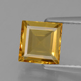 thumb image of 1.2ct Square Facet Yellow Golden Golden Beryl (ID: 436131)