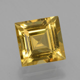 thumb image of 1.5ct Square Facet Yellow Golden Golden Beryl (ID: 436132)