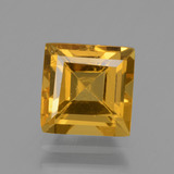 thumb image of 1.6ct Square Facet Yellow Golden Golden Beryl (ID: 436135)