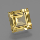 thumb image of 1.4ct Square Facet Yellow Golden Golden Beryl (ID: 436136)