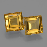 thumb image of 2.8ct Square Facet Yellow Golden Golden Beryl (ID: 436137)