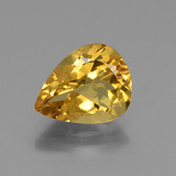 thumb image of 2.1ct Pear Facet Yellow Golden Golden Beryl (ID: 436182)