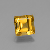 thumb image of 1.6ct Square Facet Yellow Golden Golden Beryl (ID: 436225)