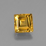thumb image of 1.7ct Square Facet Yellow Golden Golden Beryl (ID: 436226)