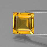 thumb image of 1.8ct Square Facet Yellow Golden Golden Beryl (ID: 436228)