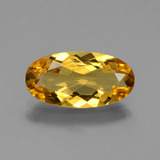 thumb image of 1.6ct Oval Facet Yellow Golden Golden Beryl (ID: 436294)