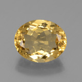 thumb image of 3.2ct Oval Facet Yellow Golden Golden Beryl (ID: 436416)