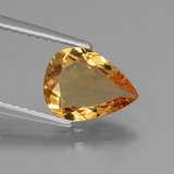 thumb image of 1.4ct Pear Facet Yellow Golden Golden Beryl (ID: 436425)
