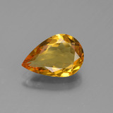 thumb image of 1.4ct Pear Facet Yellow Golden Golden Beryl (ID: 436466)