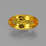 thumb image of 1.8ct Oval Facet Yellow Golden Golden Beryl (ID: 436499)