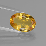 thumb image of 1.8ct Oval Facet Yellow Golden Golden Beryl (ID: 436507)