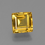 thumb image of 1.8ct Square Facet Yellow Golden Golden Beryl (ID: 436535)