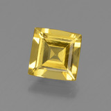 thumb image of 1.2ct Square Facet Yellow Golden Golden Beryl (ID: 436536)