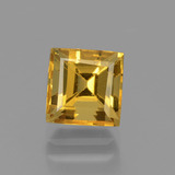 thumb image of 1.9ct Square Facet Yellow Golden Golden Beryl (ID: 436538)