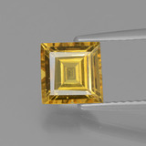thumb image of 1.5ct Square Facet Yellow Golden Golden Beryl (ID: 436539)