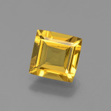 thumb image of 1.3ct Square Facet Yellow Golden Golden Beryl (ID: 436541)
