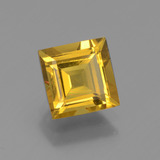 thumb image of 1.7ct Square Facet Yellow Golden Golden Beryl (ID: 436544)