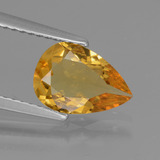 thumb image of 1.1ct Pear Facet Yellow Golden Golden Beryl (ID: 436641)