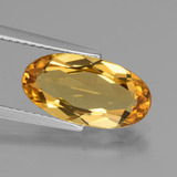 thumb image of 2.8ct Oval Facet Yellow Golden Golden Beryl (ID: 436684)