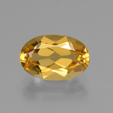 thumb image of 2.3ct Oval Facet Yellow Golden Golden Beryl (ID: 436689)