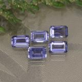 thumb image of 2.6ct Octagon Facet Violet Blue Iolite (ID: 279569)