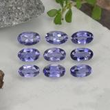 thumb image of 1.7ct Oval Facet Violet Blue Iolite (ID: 280072)