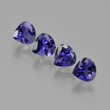 thumb image of 1.6ct Pear Facet Violet Blue Iolite (ID: 408771)