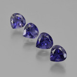 thumb image of 1.6ct Pear Facet Violet Blue Iolite (ID: 408772)