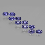 thumb image of 2.4ct Oval Facet Violet Blue Iolite (ID: 410448)