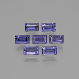 thumb image of 2.1ct Baguette Facet Violet Blue Iolite (ID: 412253)