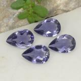 thumb image of 1.2ct Pear Facet Violet Blue Iolite (ID: 468706)