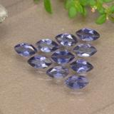 thumb image of 0.8ct Marquise Facet Violet Blue Iolite (ID: 469050)