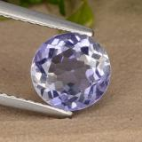 thumb image of 1.3ct Round Facet Violet Blue Iolite (ID: 475292)