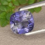 thumb image of 0.5ct Cushion-Cut Violet Blue Iolite (ID: 475622)