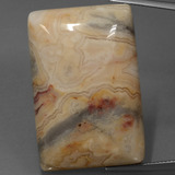 thumb image of 76.3ct Baguette Cabochon Multicolor Jasper (ID: 392303)