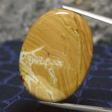 thumb image of 19.8ct Oval Cabochon Mehrfarbig Jaspis (ID: 469369)