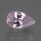 thumb image of 3.9ct Pear Facet Pink Kunzite (ID: 405841)