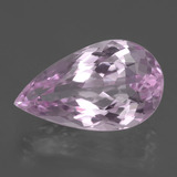 thumb image of 7.9ct Pear Facet Pink Kunzite (ID: 405844)