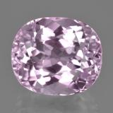 thumb image of 19.8ct Oval Facet Pink Kunzite (ID: 406117)
