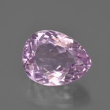 thumb image of 5.9ct Pear Facet Pink Kunzite (ID: 409052)