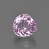 thumb image of 5.7ct Pear Facet Pink Kunzite (ID: 409059)