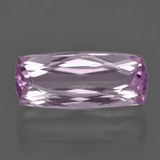 thumb image of 6.5ct Cushion-Cut Pinkish Purple Kunzite (ID: 409129)