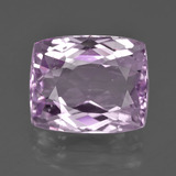 thumb image of 11.3ct Cushion-Cut Pink Kunzite (ID: 409930)