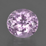 thumb image of 8.7ct Oval Facet Pink Kunzite (ID: 410590)