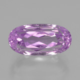 thumb image of 9.7ct Oval Facet Pink Kunzite (ID: 410912)