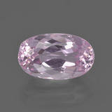thumb image of 4.6ct Oval Facet Pink Kunzite (ID: 413770)
