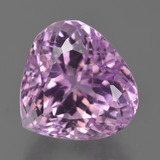 thumb image of 20ct Pear Facet Pink Kunzite (ID: 419792)
