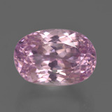 thumb image of 10.5ct Oval Facet Pink Kunzite (ID: 427049)